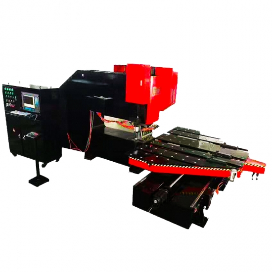 Buy Mechanical Multiple Hole Punch Press Machine With CNC